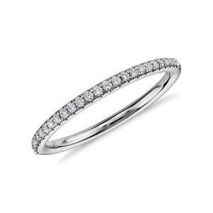Half diamond eternity band 0.24 carat