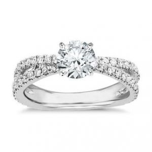 Diamond ring for wife 0.500 carat