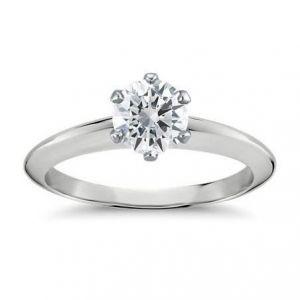 0.500 Carat diamond rings for women