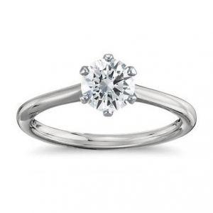 0.470 Carat diamond women ring