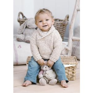 Baby warm woolen sweater