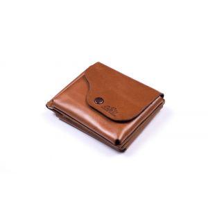 Men's brown wallet