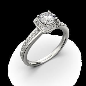 Diamond ring for women