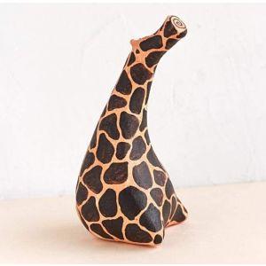 "Animal figurines ""Clever giraffe"""