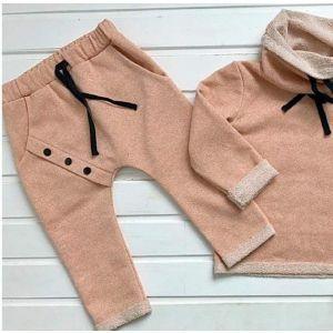 Babies & kids unisex set: sweatshirt and pants