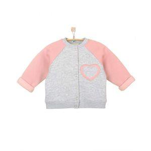 """Baby bomber jacket """"Heart"""""""