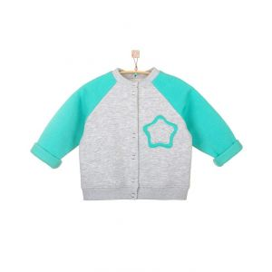 "Baby bomber jacket ""Star"""