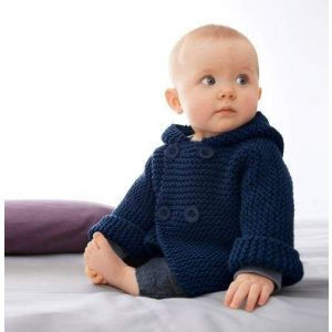 Baby boy winter cardigan