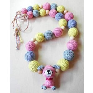 "Baby necklace ""Puppy"""