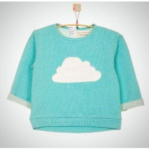 "Baby sweatshirt ""Cloud"""
