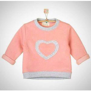 "Baby sweatshirt ""Heart"""
