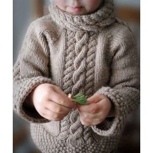 Baby woolen sweater