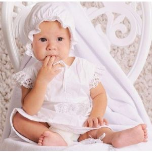"""Baptism outfits for girl """"Christening"""""""