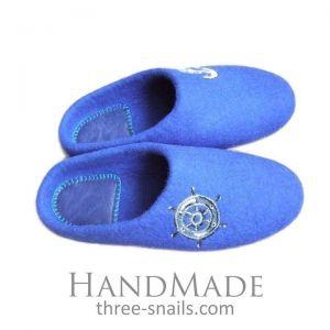 """Best slippers for men """"Steer the wheel"""""""