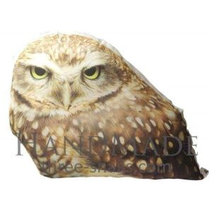 "Best throw pillow ""Owl"""