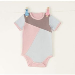 "Bodysuit for baby girl ""Three colors"""