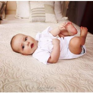 Boys baptism clothes. Baby boy white outfit