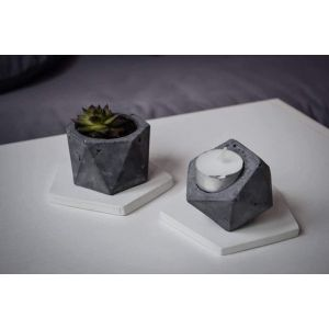 "Candle holder ""Geometry"""