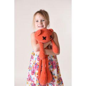 Crochet toy Cat