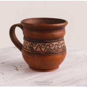 """Ceramic coffee cup """"Moment"""""""