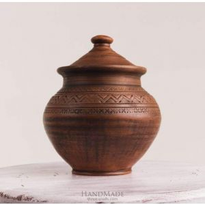 "Ceramic cooking pot ""Trypillia"""