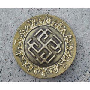 "Ceramic plate ""Rodimich"""