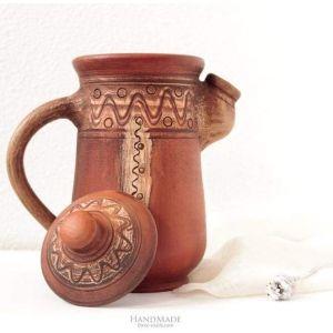 "Ceramic teapots ""Elegy"""