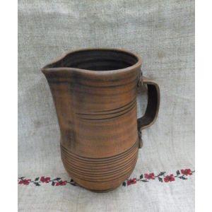 "Ceramic water pitcher ""Wonderful wizard"""