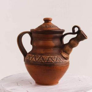 "Ceramics teapot ""Fragrant tea"""