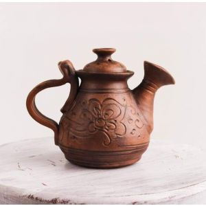 "Clay teapot ""Ceramic taste"""