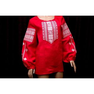 Clothing embroidery for women. Vyshyvanka blouse