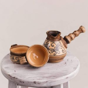 "Coffee set ""Ukrainian Venice"""