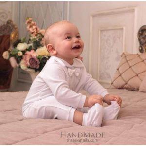 "Cotton baby boy suit ""Glory"""