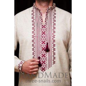 Custom embroidery shirts. Traditional vyshyvanka