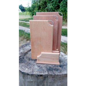 """Custom wood cutting boards """"Eco"""""""