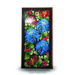 "Decorative board ""Paints of the Ukrainian garden"""