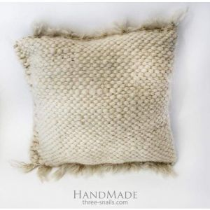 "Decorative pillow ""Eco style"""