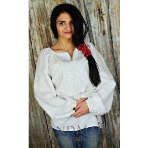 """Designer blouse  """"White dream"""""""