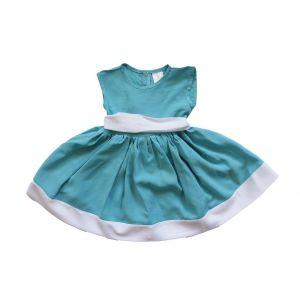 "Dress for girls ""Lunapark"""