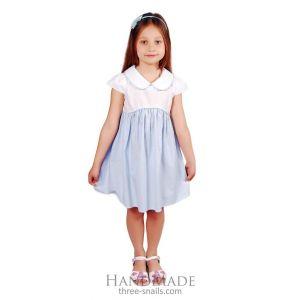 """Dresses for kid girl """"Heavenly expanse"""""""