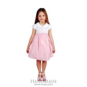 "Dresses for kids ""Exquisite restraint"""