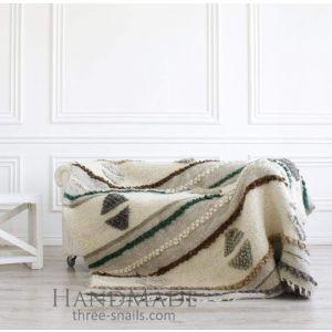 "Eco wool blanket ""The Carpathians"""