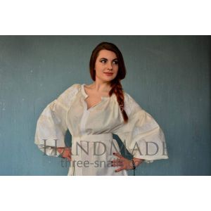 """Embroidered blouse """"Milky Way"""""""