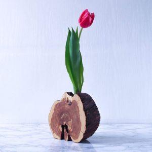 Flower tube vase