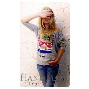 «Funny Owl» T-shirt
