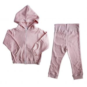 """Girls sports clothes set """"Angel wings"""""""