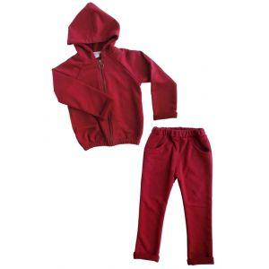 """Girls sportswear """"Vinous style"""""""