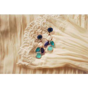 Glamorous jewelry. Earrings «Angels»