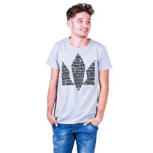 Grey Man T-shirt «Hymn»