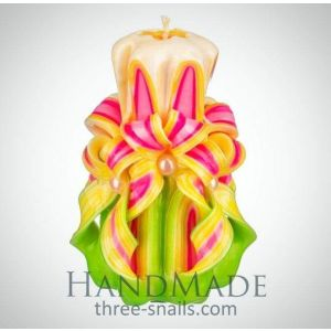 """Hand made candle """"Candle"""""""